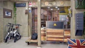 Consigna de maletas en Málaga centro